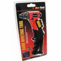 Amtech Heavy Duty Ergonomic Hand Riveting Pop Gun Tool